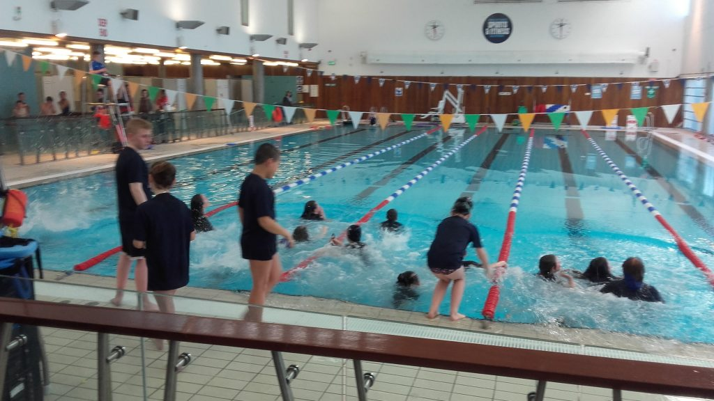 Ballyfermot Leisure Centre Swim Camp